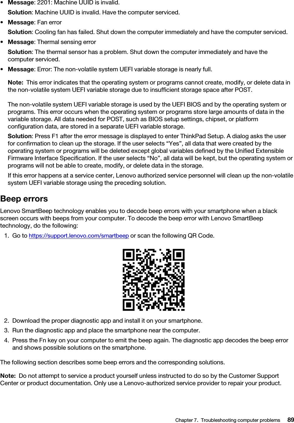 Lenovo T470S Ug En User Guide Manual (English) Think Pad