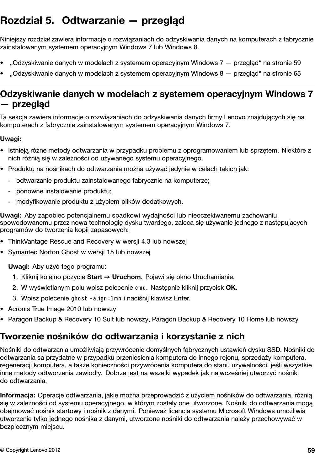 Lenovo X1Carbon Ug Pl User Manual (Polish) Guide Think Pad X1 Carbon