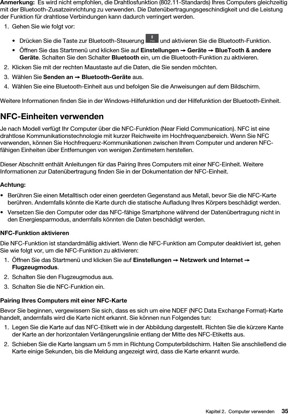 Großartig Drahtlose Kommunikationstechnologie Pdf Galerie - Der ...