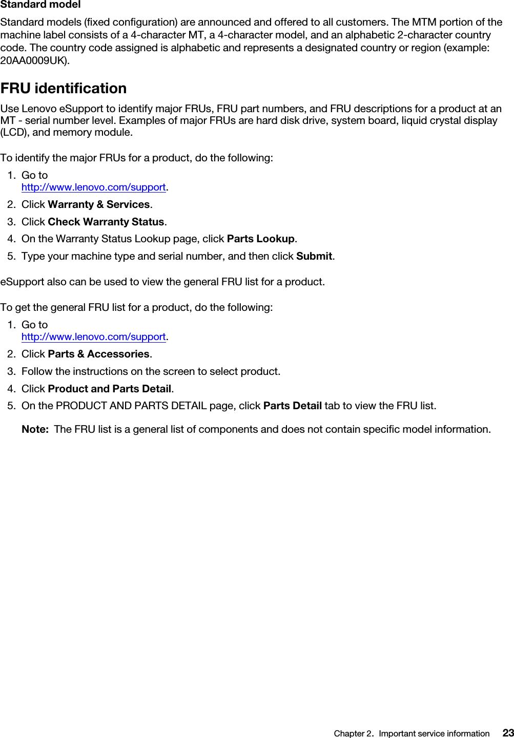 Lenovo E480, E485, And R480 Hardware Maintenance Manual Think Pad