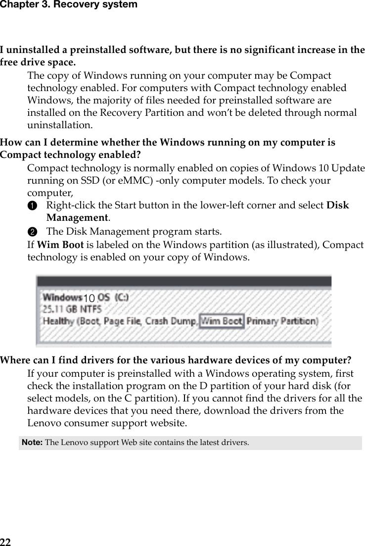 Lenovo User Guide V330 14ARR Laptop (Lenovo) Type 81B1 Ug En