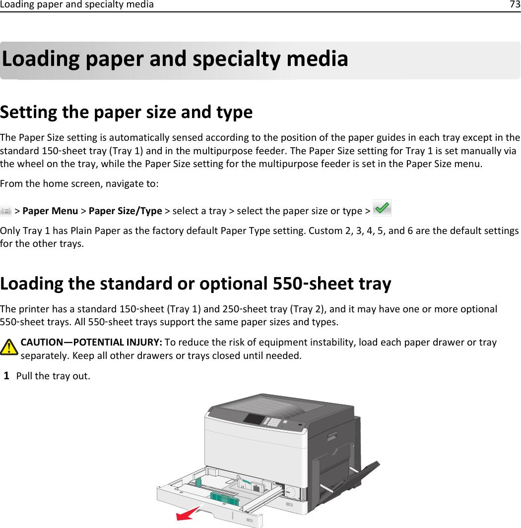 Lexmark C925 Owner S Manual User's Guide