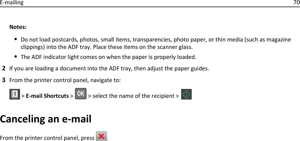 Lexmark Mx310 Users Manual User's Guide