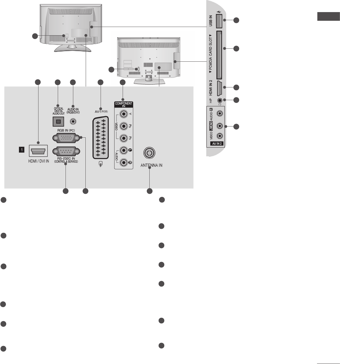 Lg 22le3300 Owner S Manual Speaker Circuit Diagram Likewise Rgb Led Lifier On 4 Channel A 17
