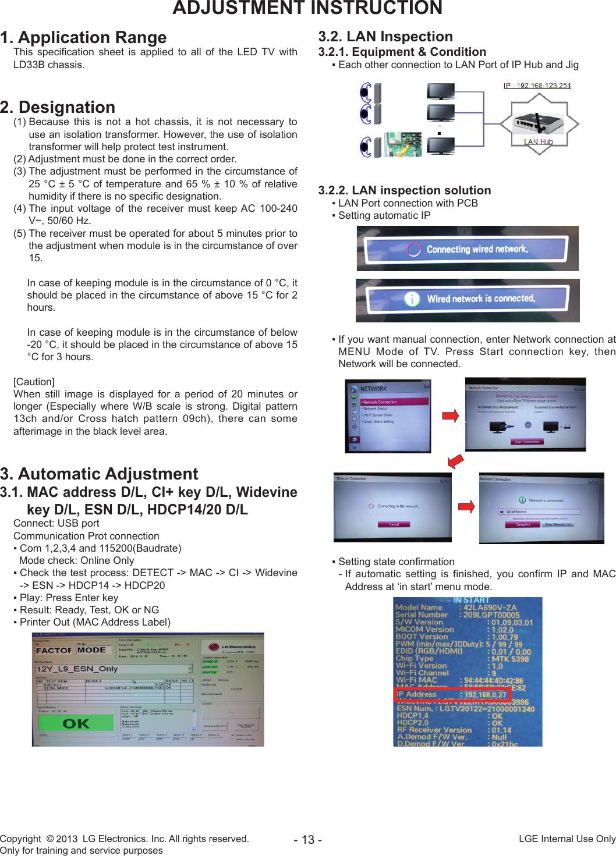 Lg 42La69 Z Users Manual