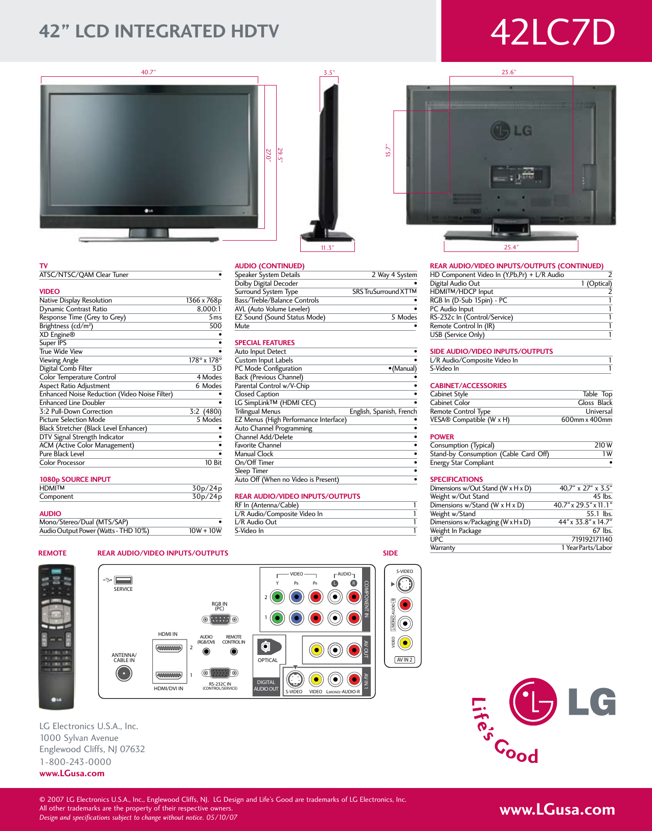 lg 42lc7d user guide daily instruction manual guides u2022 rh testingwordpress co