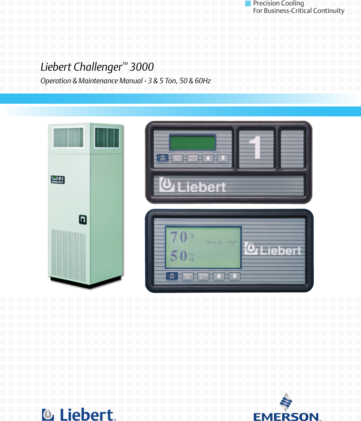 Liebert Challenger 3000 Wiring Diagram from usermanual.wiki