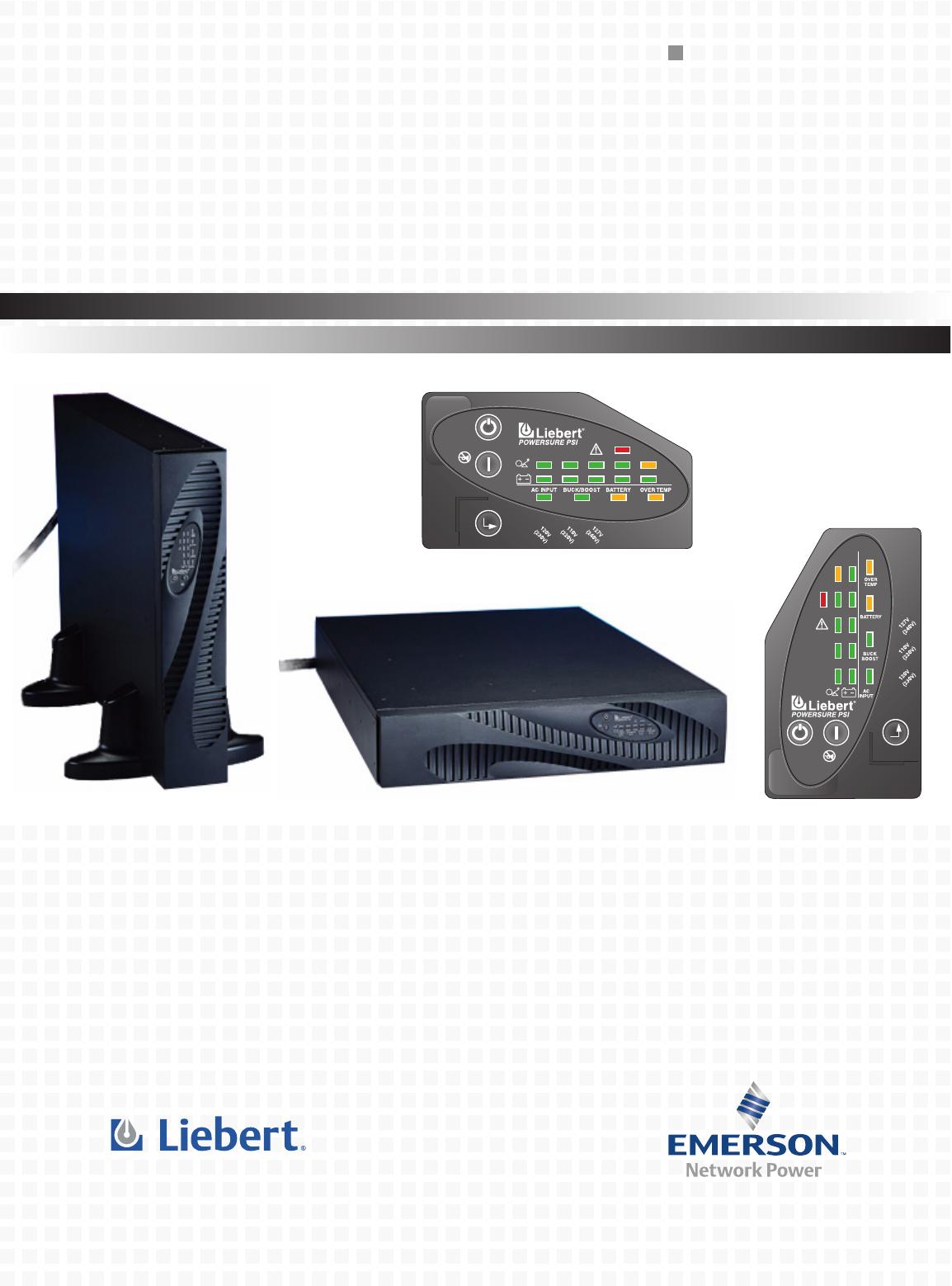 Set of 6 Liebert PS3000RT2-120 UPS Replacement Batteries