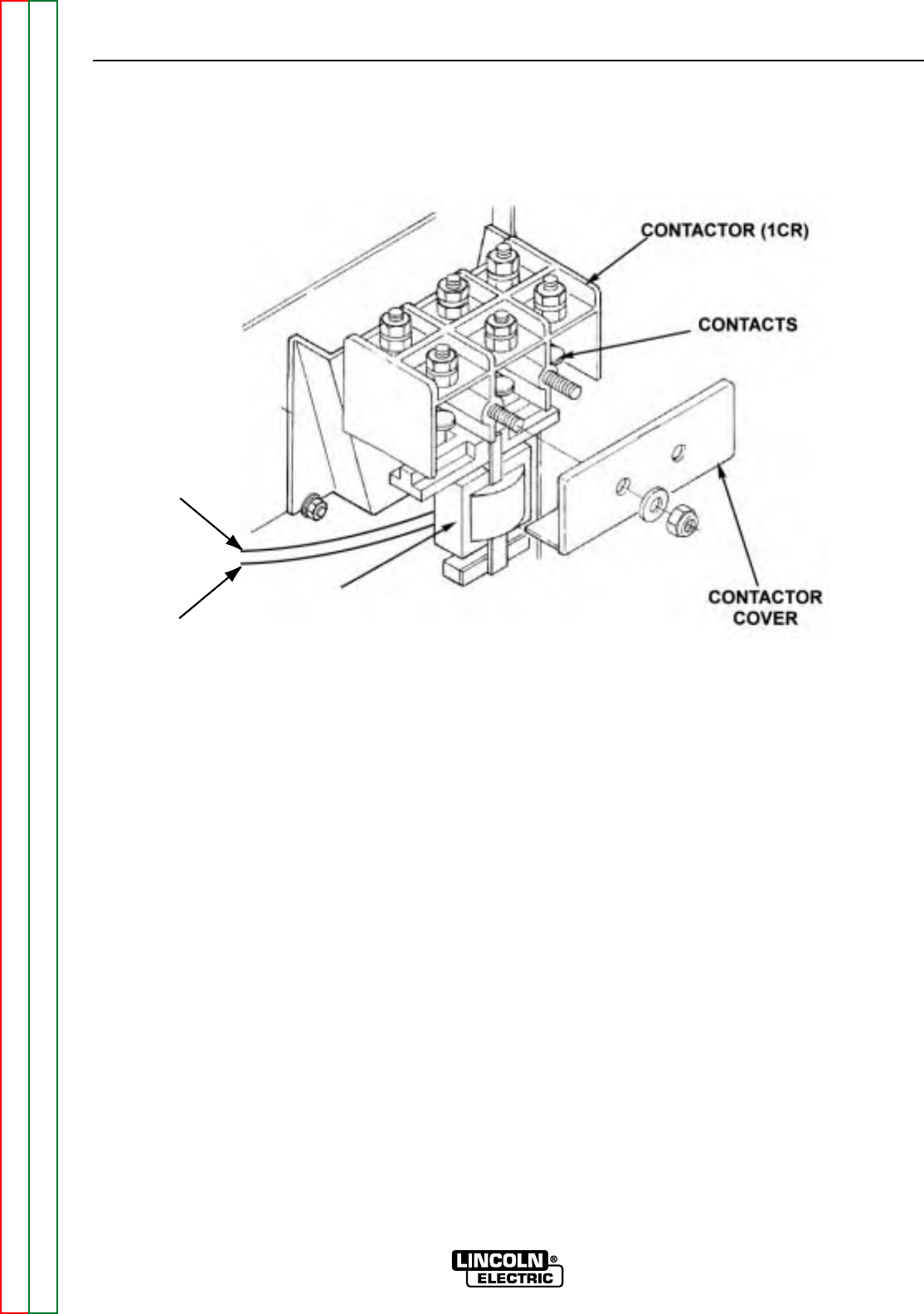 Lincoln Electric Multi Source Svm155 A Users Manual Svm155a Triac How To Design Snubber For Optotriac Electrical Engineering F 47