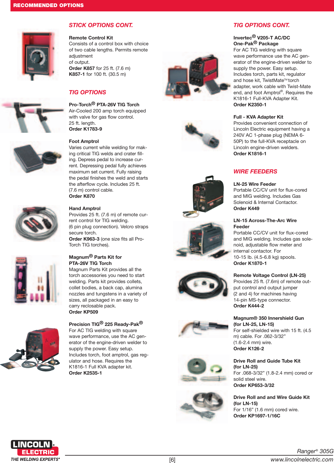 lincoln electric ranger 305g users manual engine driven welders on  lincoln 225 arc welder schematic,
