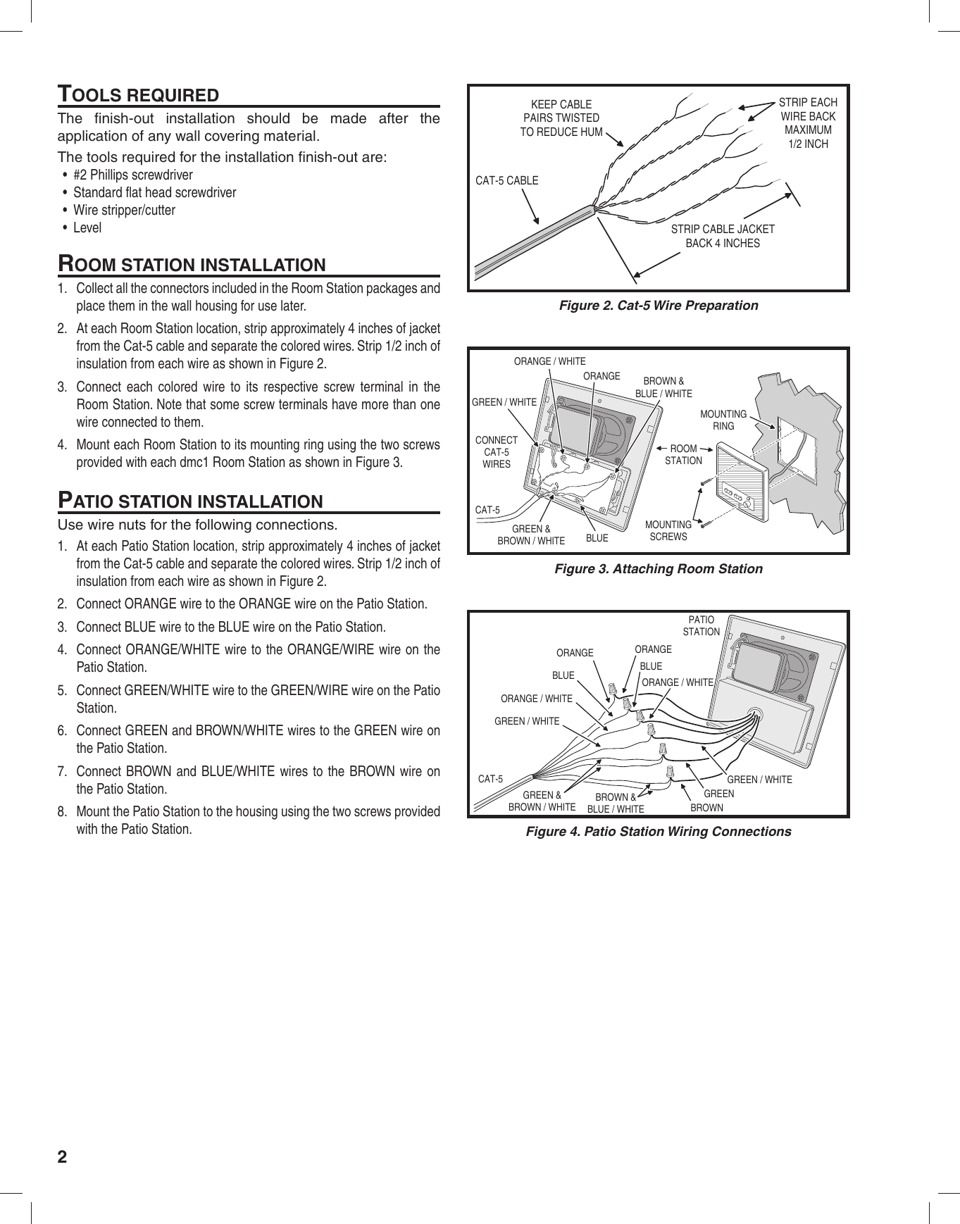 Linear Dmc1 Musiczcommunication System Master White Quick Start Wiring Diagram Page 4 Of 12