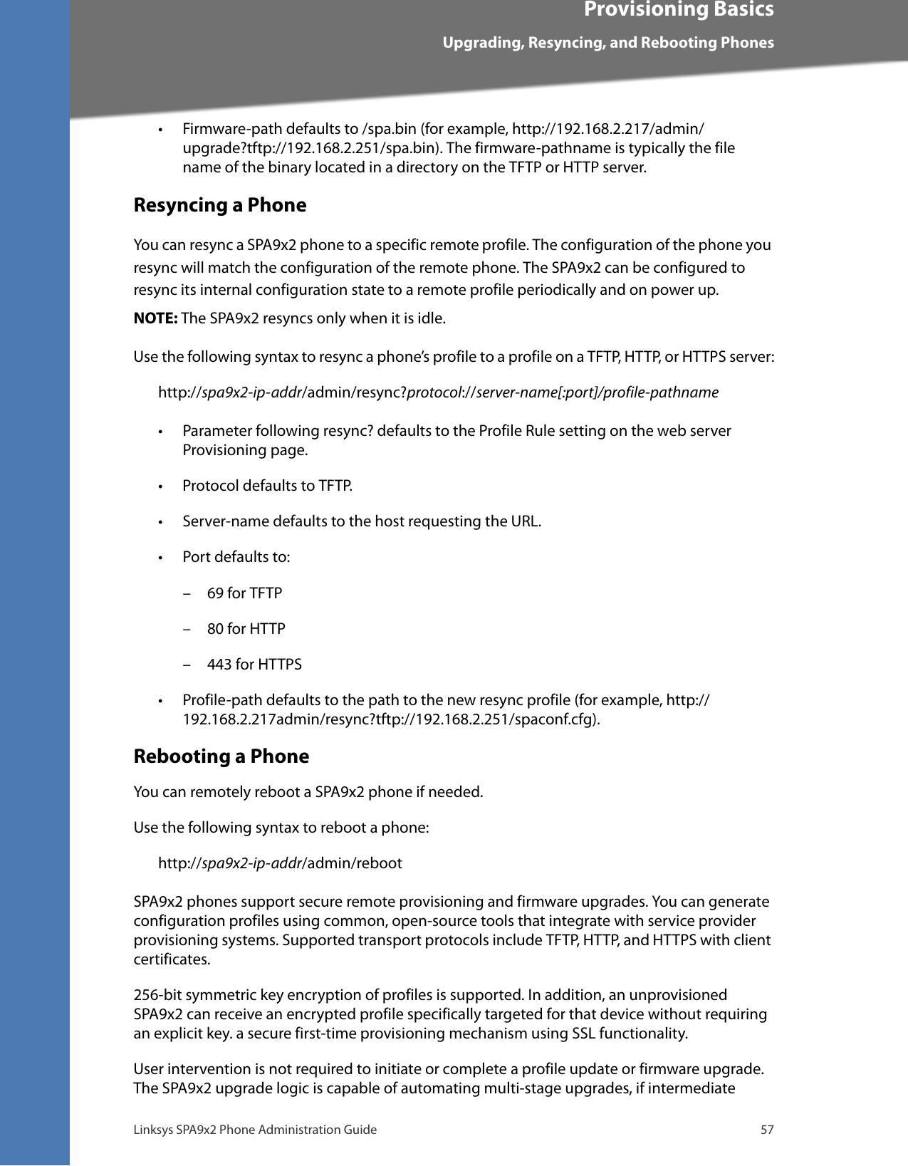 Linksys Business Spa932 Users Manual SPA9X2_ADMIN_GD