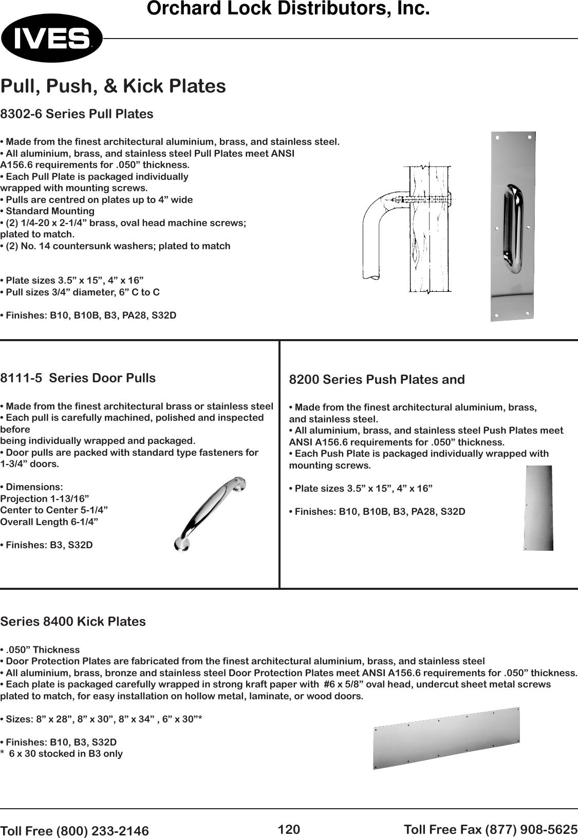 Locks PDF Orchard Lock Ives