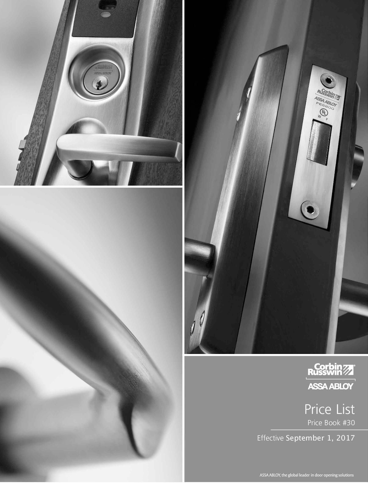 CORBINRUSSWIN ML2030-LL-605 605 Bright Polished Brass Lever Body Only Steel; Stainless Steel; Brass Corbin Russwin Architectural Hardware Privacy//Bed//Bath