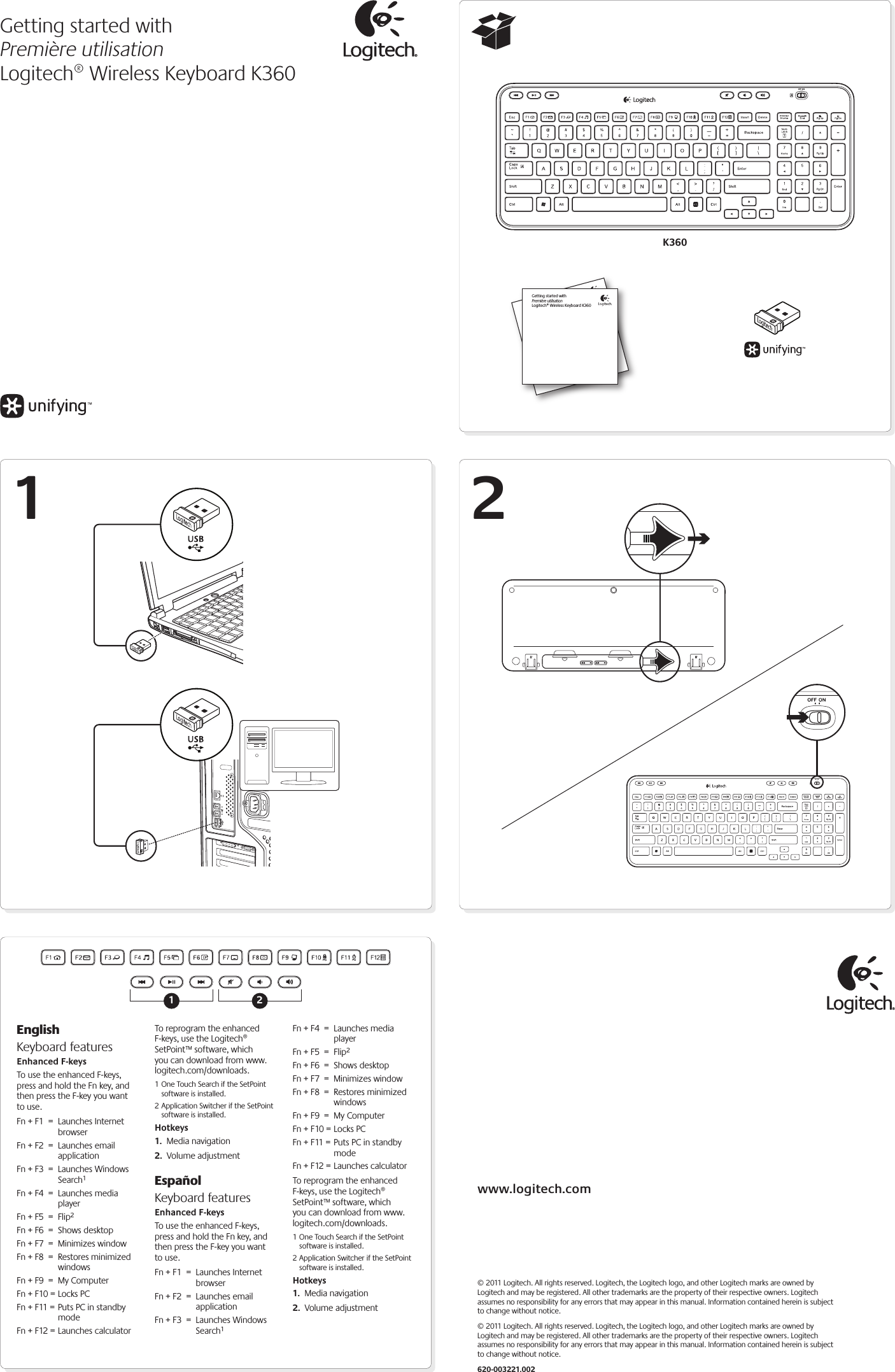 logitech far east yr0017 2 4ghz cordless keyboard user manual rh usermanual wiki Logitech Cordless Keyboard and Mouse Combo Logitech Cordless Optical Mouse Drivers