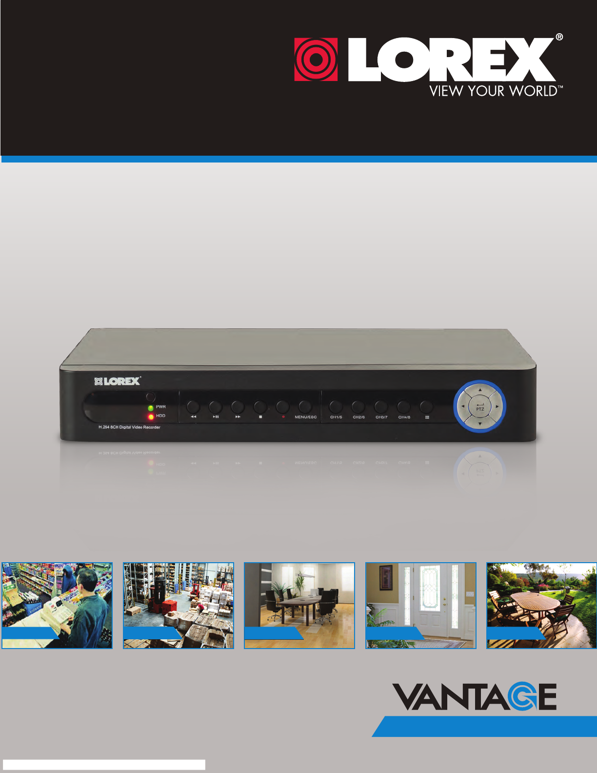 Lorex Vantage Lh110 Eco Series Instruction Manual ManualsLib Makes