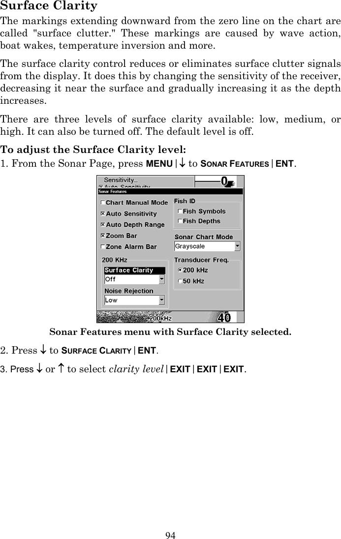 Lowrance Electronic Lms 522C Igps Users Manual 527C DF &