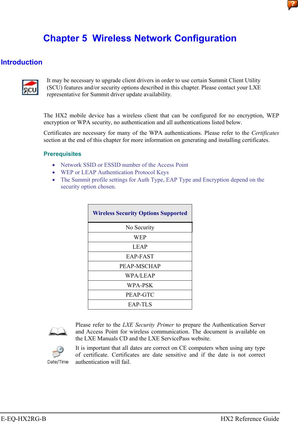 Lxe Hx2 E Eq Hx2Rg B Users Manual Reference Guide