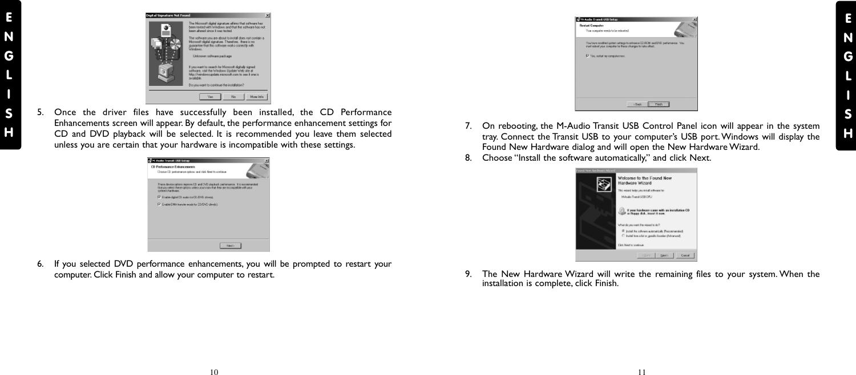 M Audio Transit Usb Users Manual TransitUSB_Mnl EN103103 on