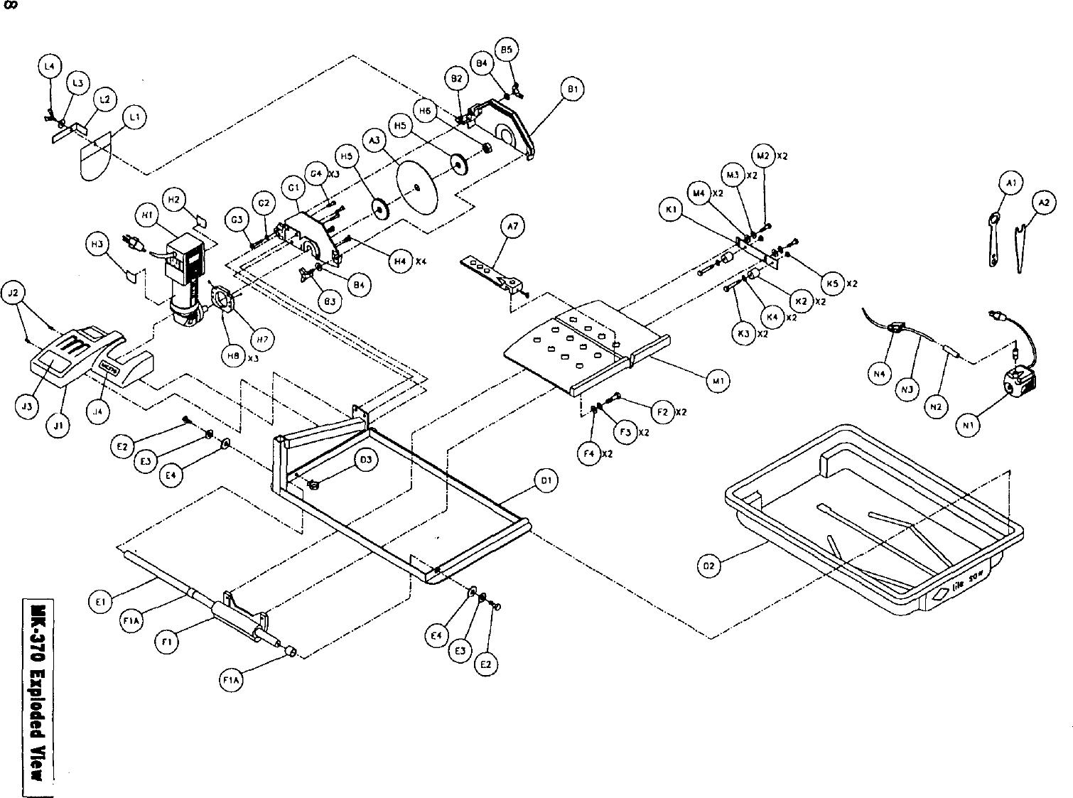 gfci wiring diagram 115v best wiring library Honeywell Thermostat Wiring Diagram Wires mk diamond all saw manual l0010631 leviton gfci spa wiring diagram gfci wiring diagram 115v