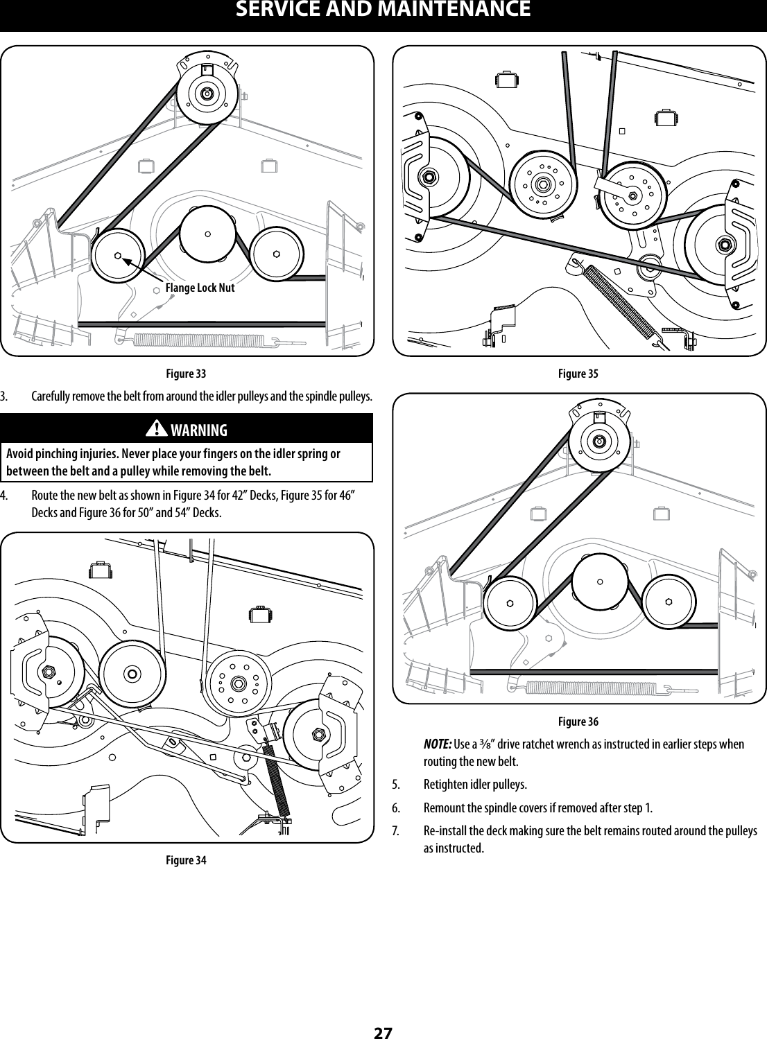 MTD 132PA1ZS099 User Manual TRACTOR Manuals And Guides 1703033L