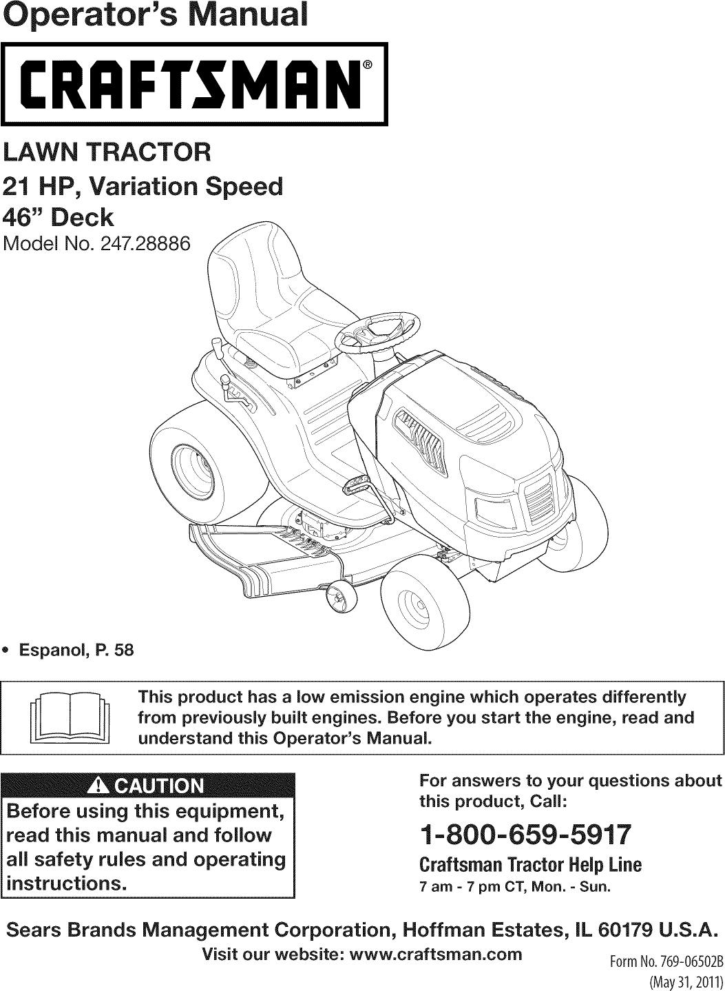 Patio, Lawn & Garden Mowers & Outdoor Power Tools OEM MTD 783 ...