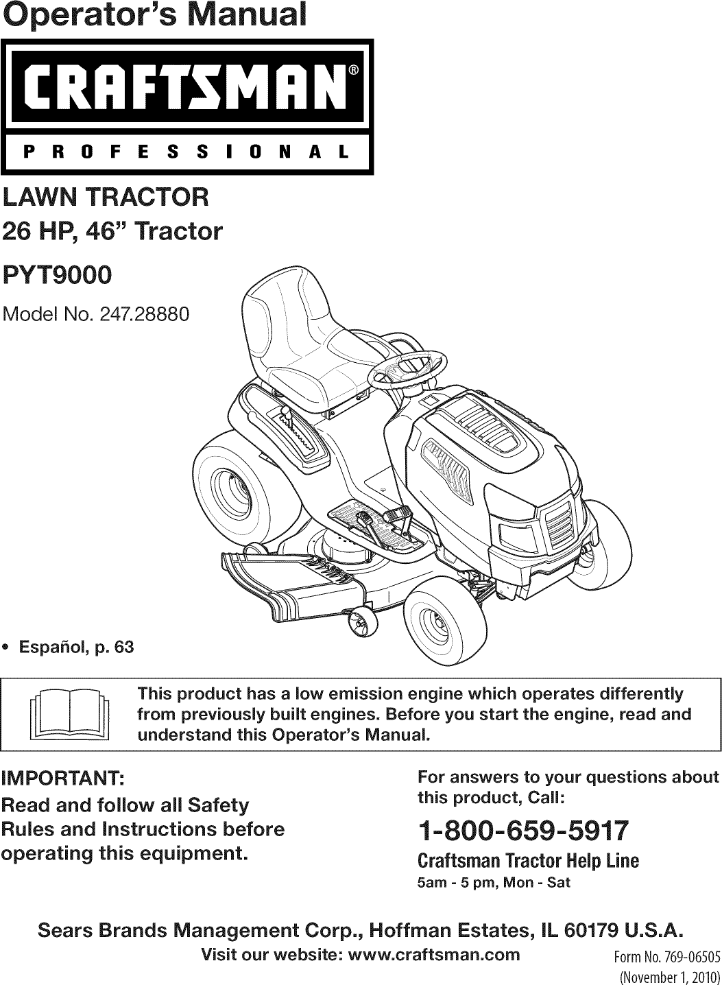 18 Hp 46quot Garden Tractor Diagram And Parts List For Mtd Ridingmower