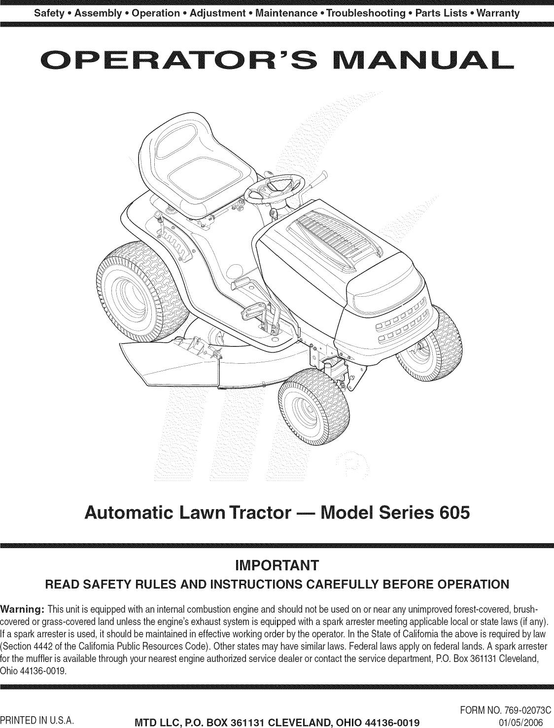 Mtd Lawn Mower Belt Diagram Car Tuning