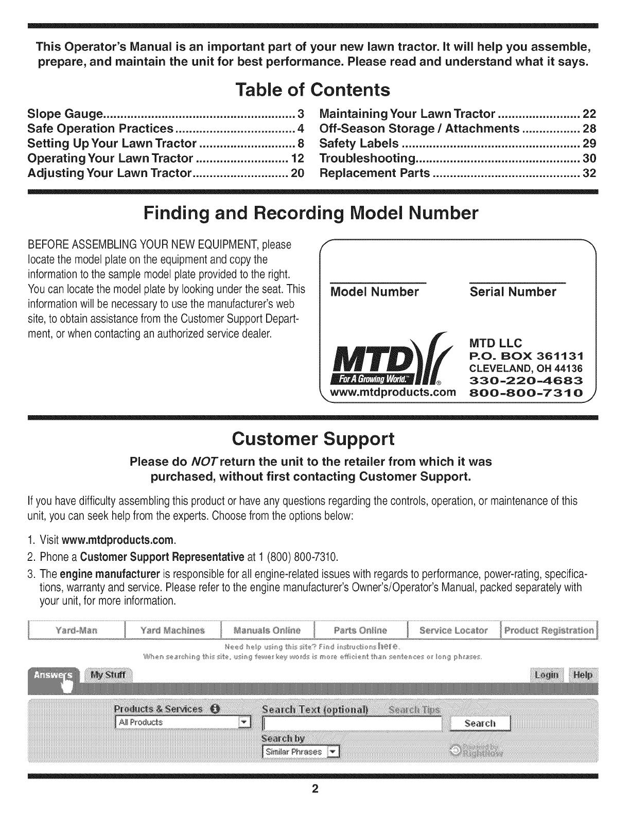 ... service repair manual 1968 1969 1970 1971 1972 Array - mtd 13ax615h730  user manual tractor manuals and guides 1109059l rh usermanual wiki