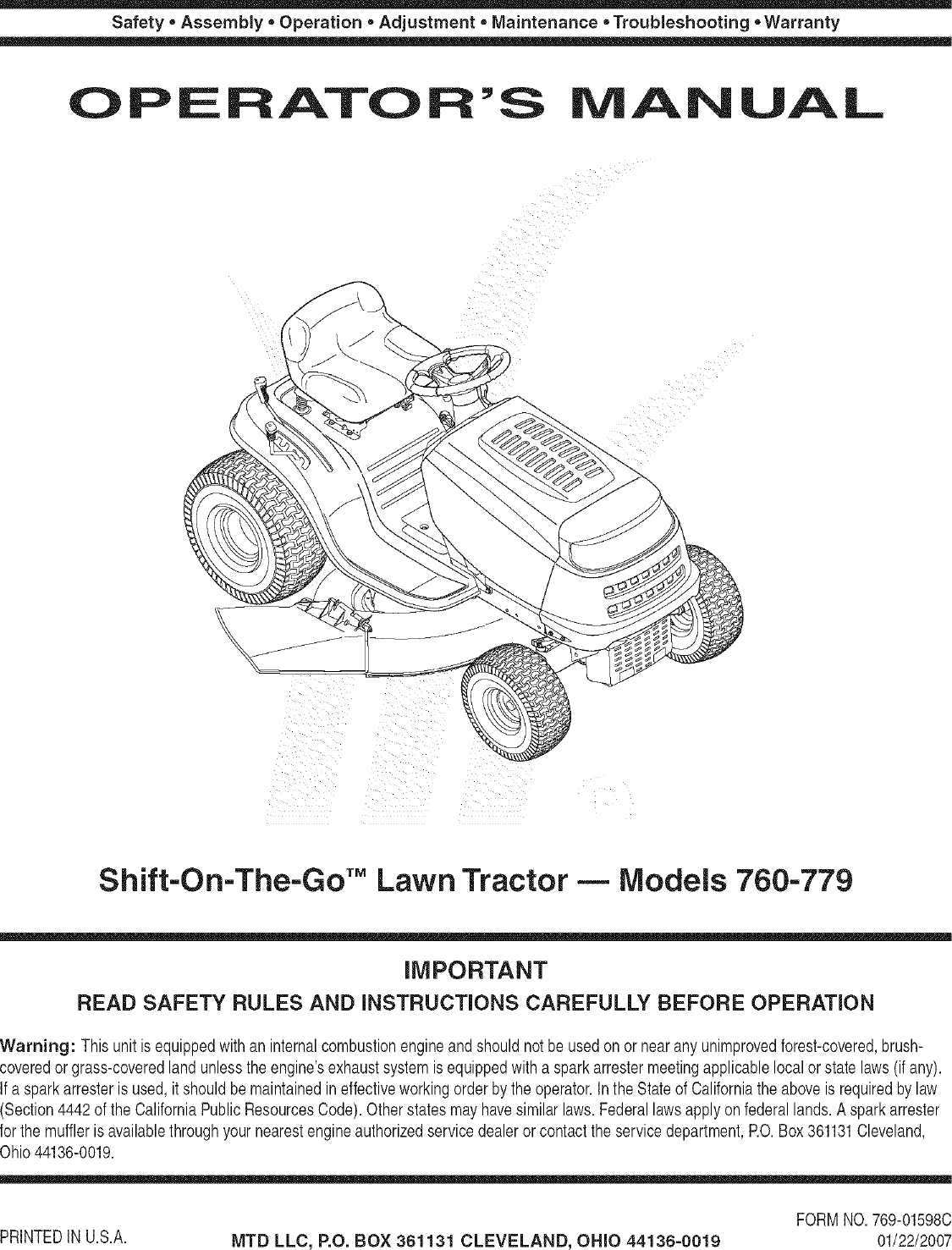 Mtd Lawn Tractor Manual L0804339 Hp Tecumseh Engine Diagrams Car Tuning