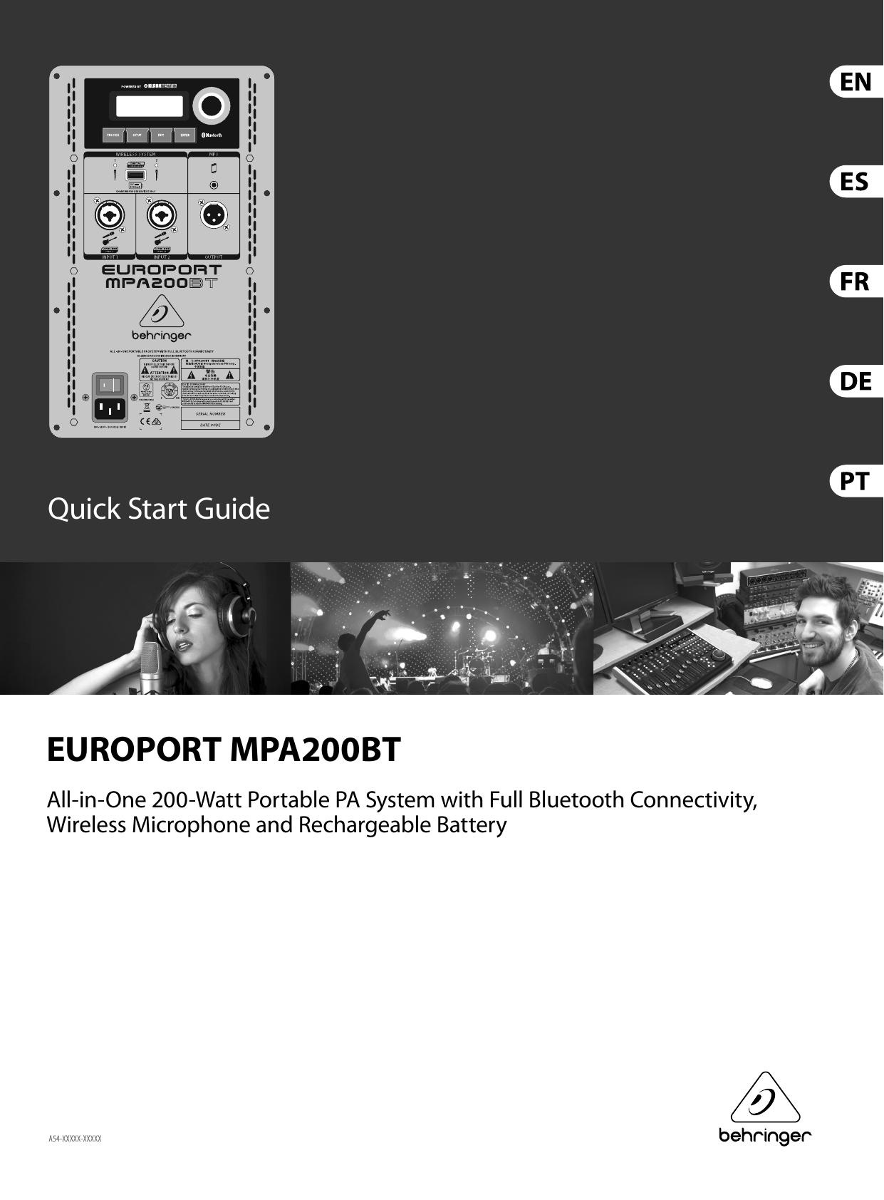 Soundlabs Group Speaker Basics Manual Guide