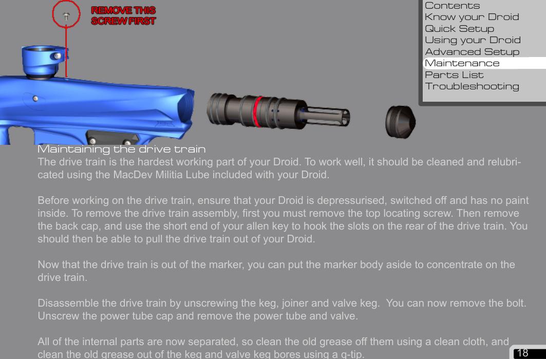 Macdev Droid V1 02 Users Manual