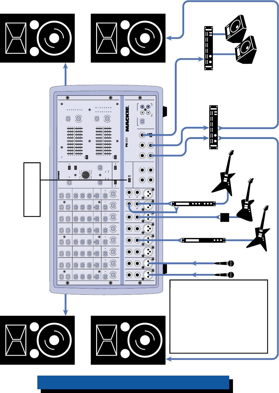 Mackie 406m Owners Manual Ppm Series Wiring Diagrams 10