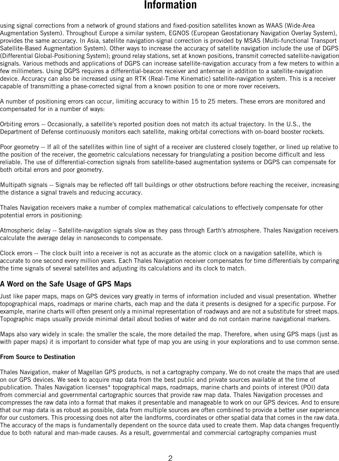 Magellan Roadmate 760 Users Manual 631241 01A