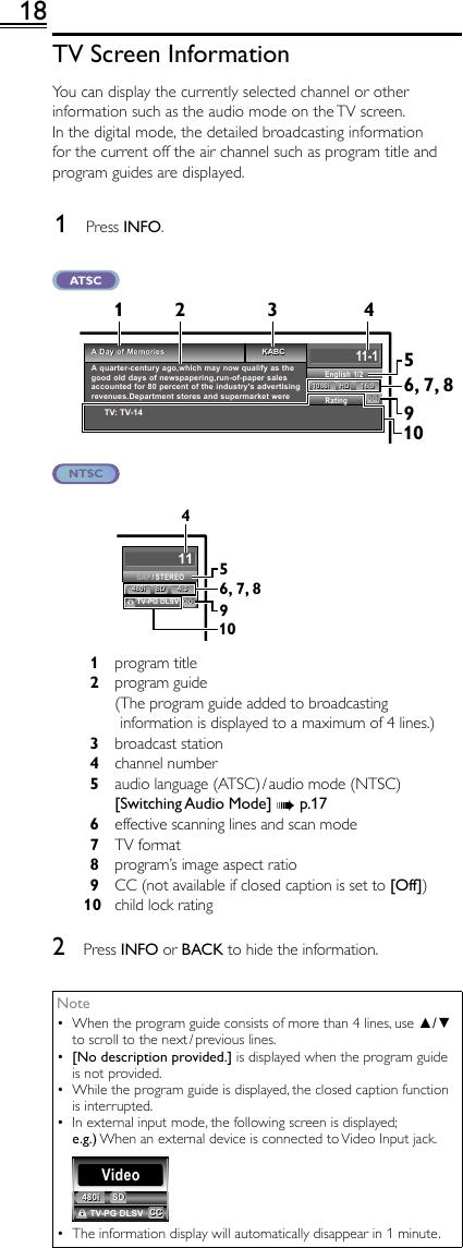 Magnavox 19Md301B Users Manual ... on