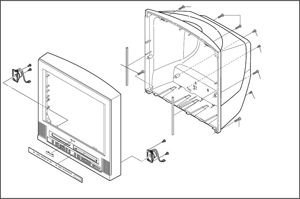 Magnavox Mwc24t5 Service Manual T2202uc