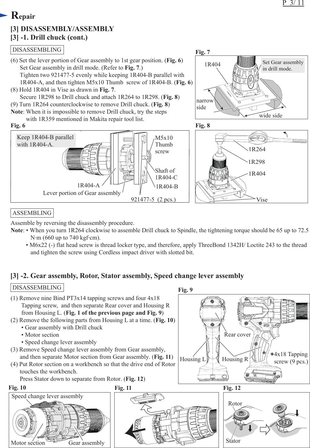 Makita DDF481 User Manual To The 52708a1f 2af7 45b3 a37d 928d0d1f5608