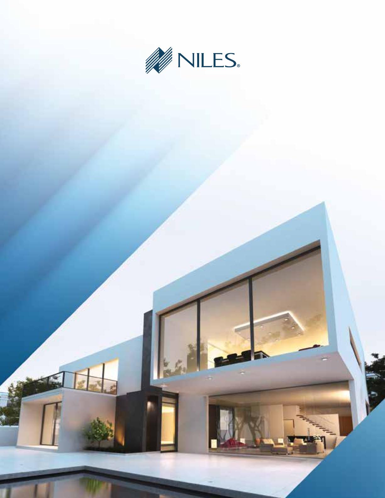 Pdf Niles Catalog on