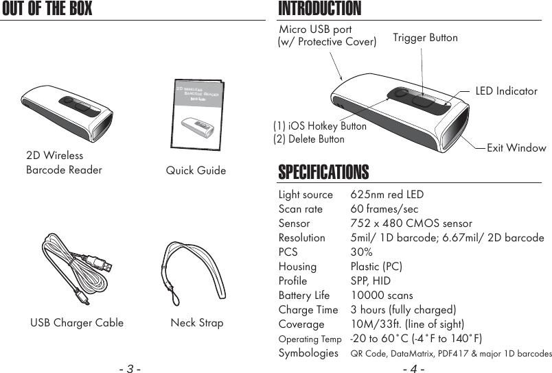 MTS21 Smartphone Scanner | Marson Technology