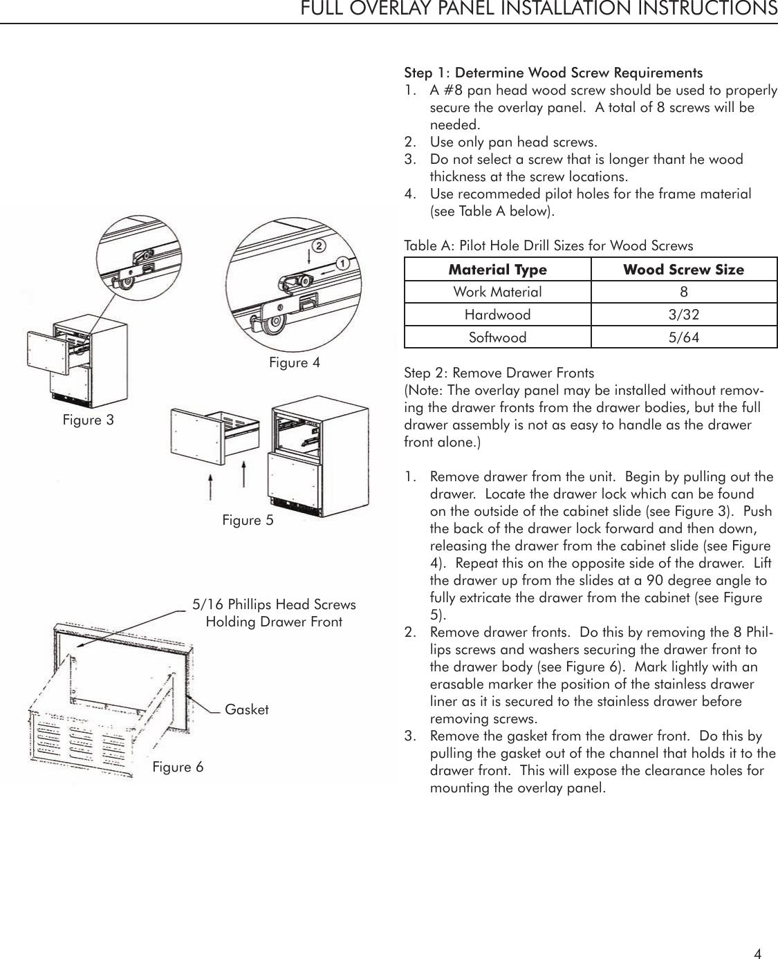 Marvel Industries 60Rde Users Manual