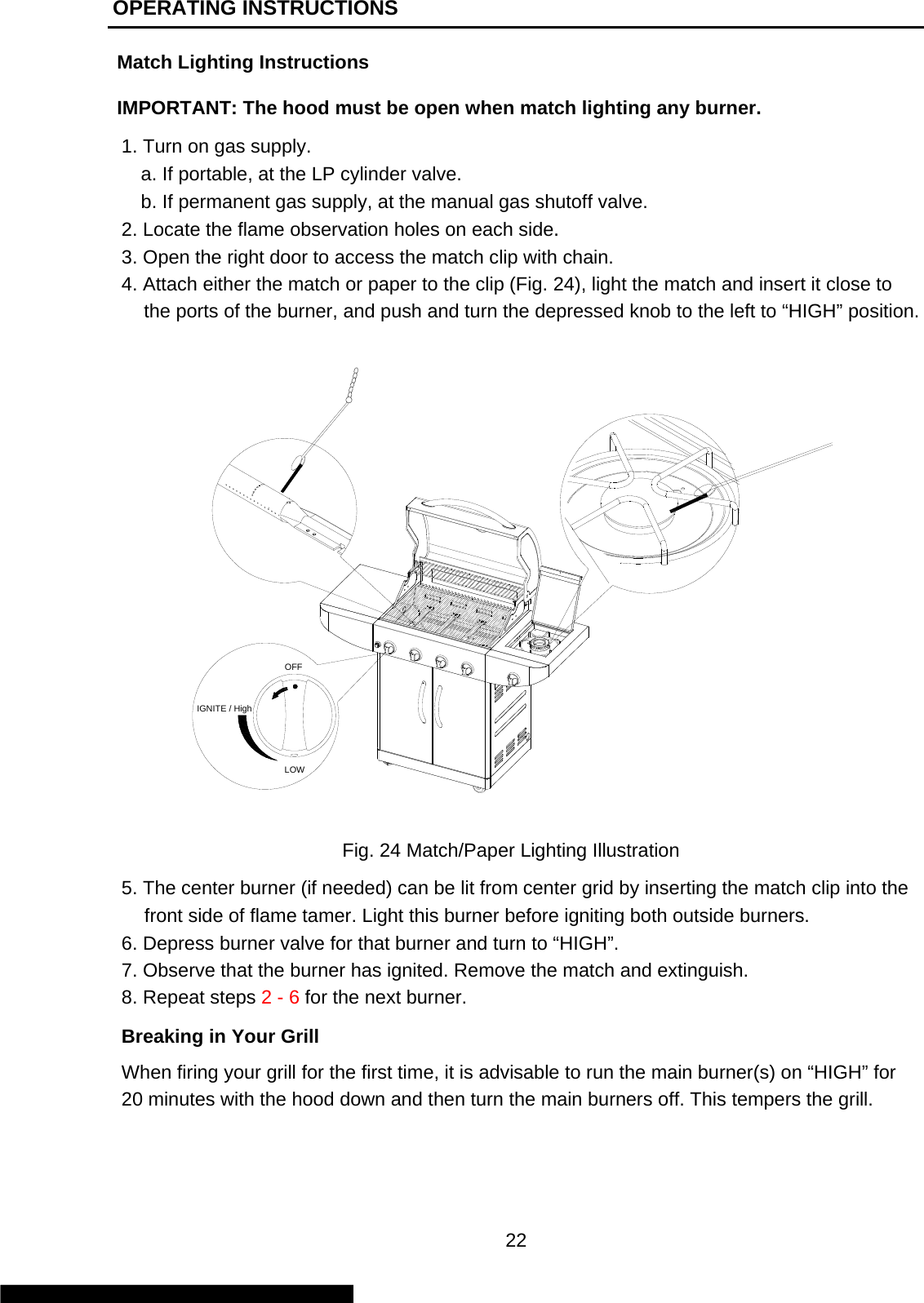 Master Forge 1010037 Owners Manual ManualsLib Makes It Easy