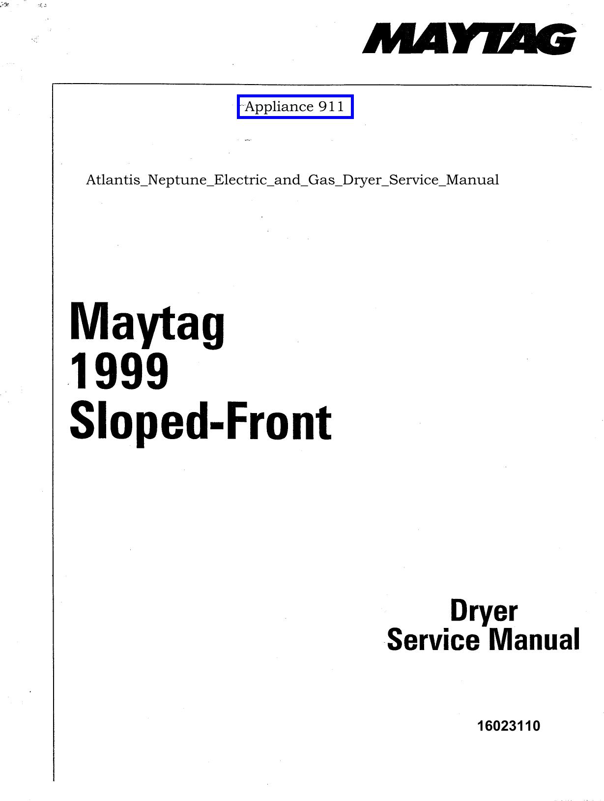 Maytag 3000 series service manual array maytag washer dryer mde dg5500 users manual rh usermanual wiki fandeluxe Gallery