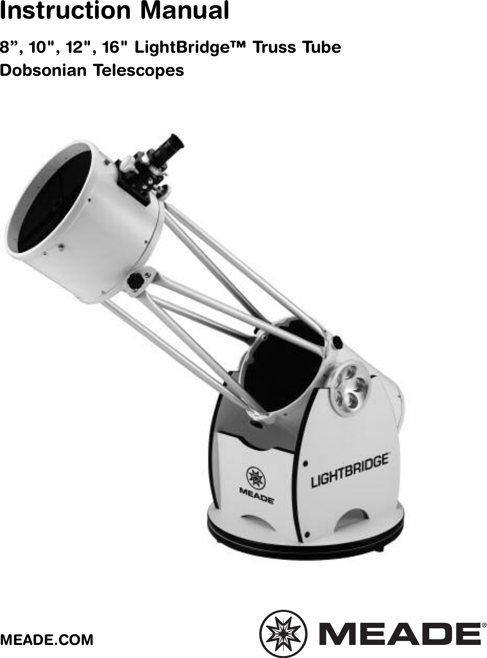 Old Meade Telescopes