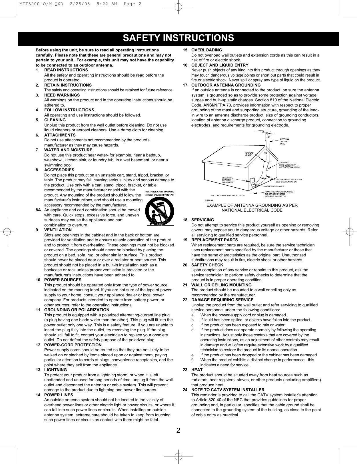 wiring diagram 6 speaker jensen stereo
