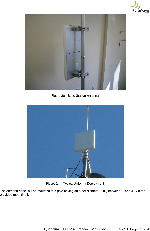 Mercury Networks QUANTUM1036 Quantum 1000 Base Station User