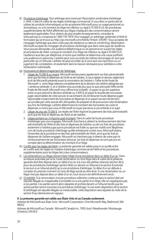 1 Microsoftgo To Www Bing Com: Microsoft 1780 Keyboard User Manual Statements