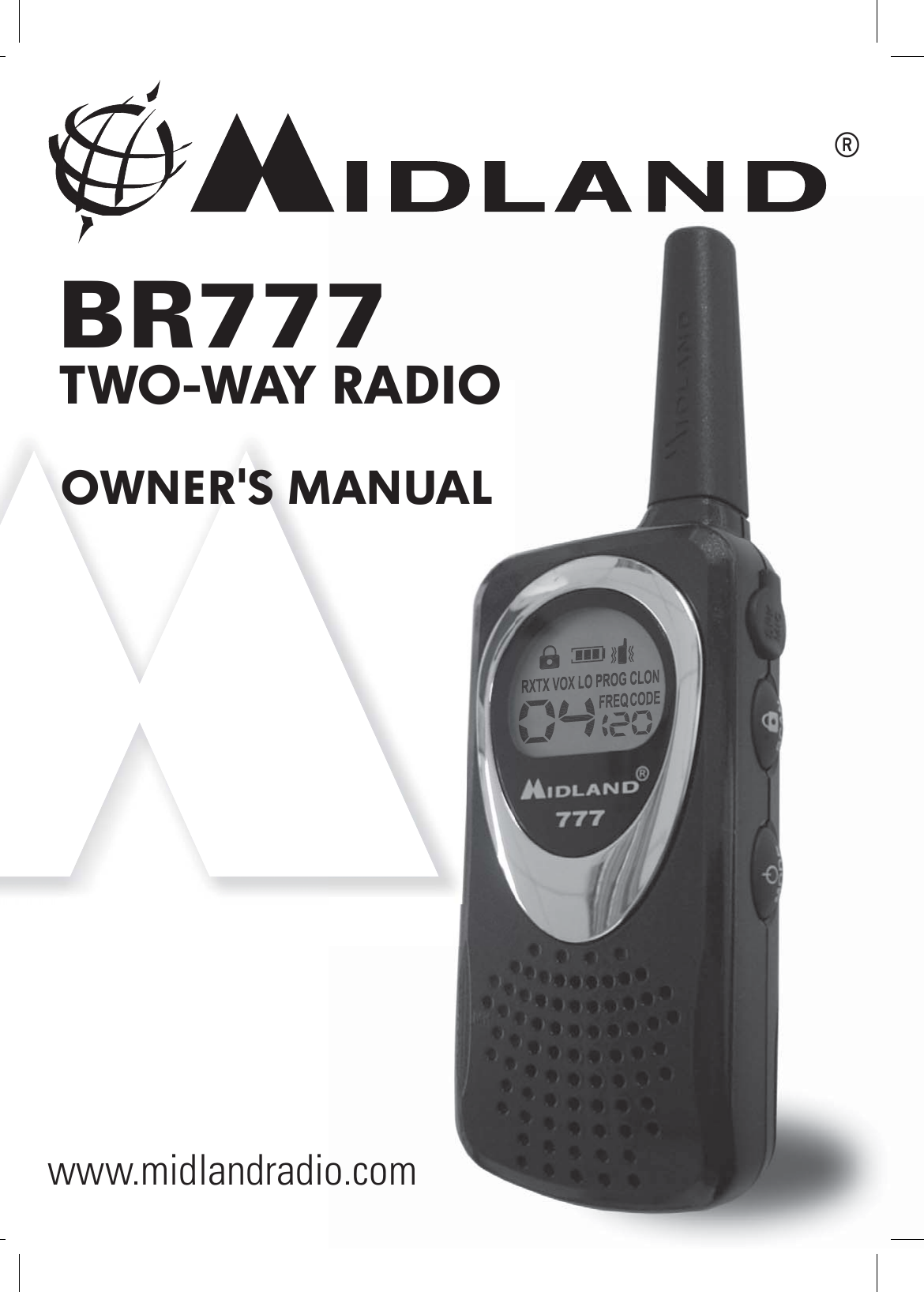 midland radio br777 4ch land mobile transceiver user manual br777 rh usermanual wiki Word Manual Guide User Guide Icon