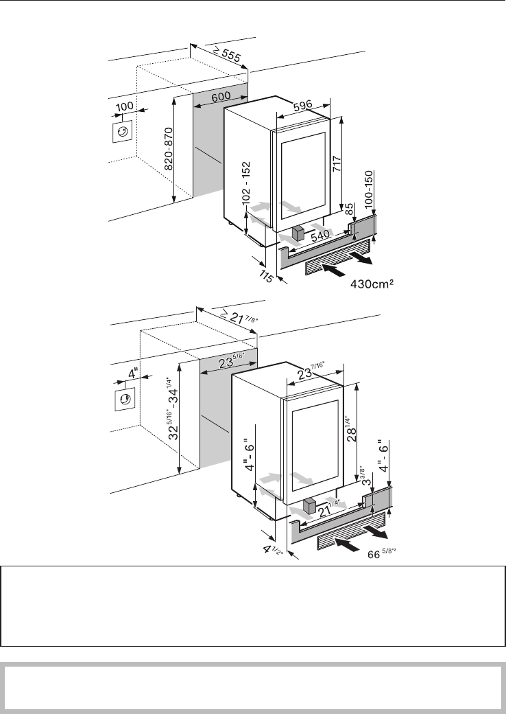 Miele Kwt 6312 Ugs Operating And Installation Instructions