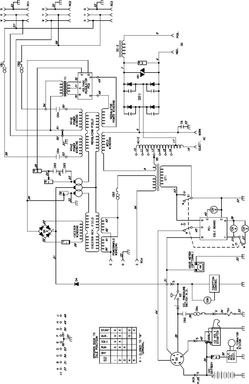 Miller Electric Aead 200le Technical Manual Manualslib