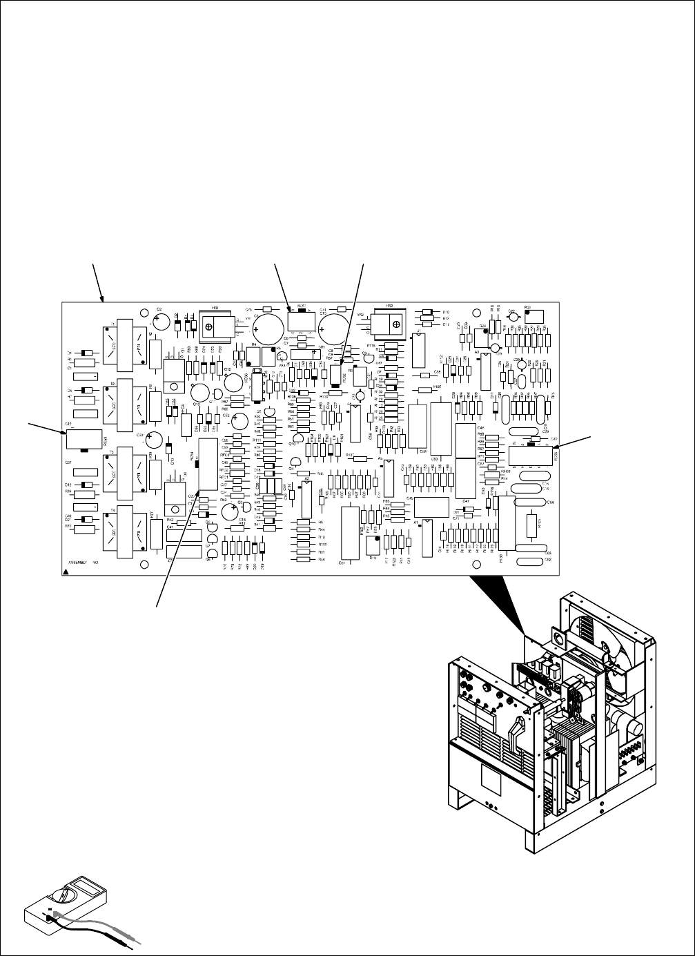 Miller Electric Syncrowave 250 Technical Manual Manualslib Makes It Easy To Find Manuals Online